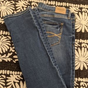 Abercrombie and Fitch Skinny Jeans Straight 8R 29